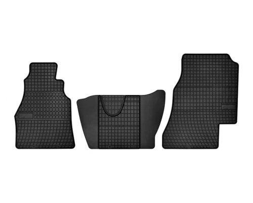 Комплект передних ковриков салона VW Caddy III 2004-2015 0391P FROGUM (Польша)