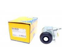 Тормозной цилиндр задний (не для повышенной нагрузки) Fiat Ducato / Citroen Jumper / Peugeot Boxer 1994-2006 04-0635 METELLI (Италия)