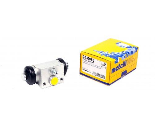 Тормозной цилиндр задний Fiat Scudo II / Citroen Jumpy II / Peugeot Expert II 2007- 04-0966 METELLI (Италия)