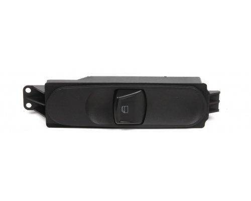 Кнопка стеклоподъемника правая одинарная (пассажирская) VW Crafter 2006- 04-564 ZILBERMANN (Германия)