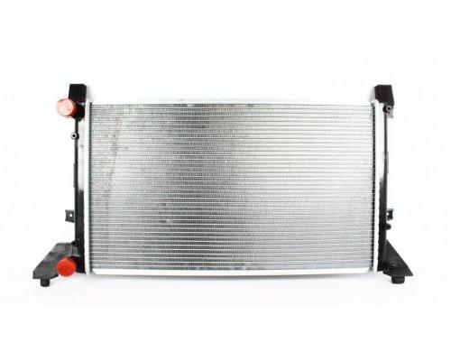 Радиатор охлаждения (681х415х34мм) VW Transporter T4 1990-2003 04-804 ZILBERMANN (Германия)