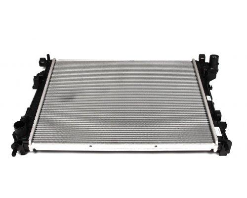 Радиатор охлаждения (449х560х26мм) Renault Trafic II / Opel Vivaro A 2.0dCi 2001-2014 04-810 ZILBERMANN (Германия)