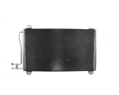 Радиатор кондиционера MB Sprinter 901-905 1995-2006 04-833 ZILBERMANN (Германия)