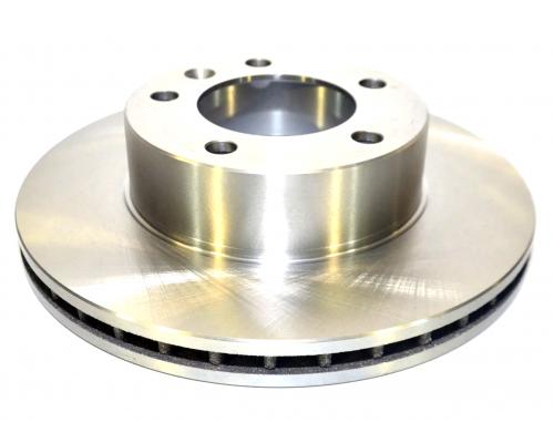 Тормозной диск передний (305.5х28мм) Renault Master II / Opel Movano 1998-2010 04.0001 TRANSPORTERPARTS (Франция)