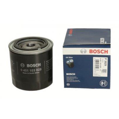 Масляный фильтр Fiat Ducato / Citroen Jumper / Peugeot Boxer 2.0 (бензин) / 1.9D / 1.9TD / 2.0JTD / 2.0HDi / 2.2HDi 1994-2006 0451103029 BOSCH (Германия)