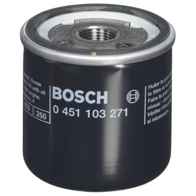 Масляный фильтр Fiat Ducato / Citroen Jumper / Peugeot Boxer 2.0 (бензин) / 1.9D / 1.9TD / 2.0JTD / 2.0HDi / 2.2HDi 1994-2006 0451103271 BOSCH (Германия)