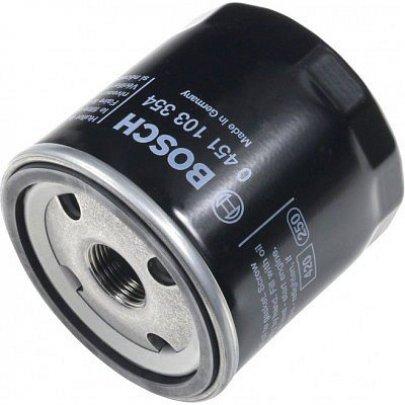 Масляный фильтр Citroen Jumper / Peugeot Boxer 2.5D / 2.5TDT / 2.5 TD / 2.5TDi 1994-2006 0451103354 BOSCH (Германия)