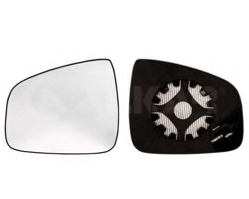 Вкладыш зеркальный левый (с подогревом) VW Caddy III 04- 0510622433 TEMPEST (Тайвань)