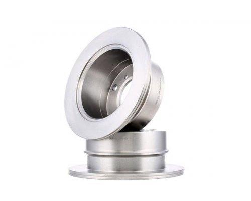 Тормозной диск задний (258х12мм) MB Sprinter 208-216 1995-2006 6565.00 Remsa (Испания)
