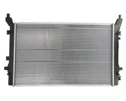 Радиатор охлаждения (650x415x31мм) VW Caddy III 1.2TSI 2010-2015 65280A NISSENS (Дания)