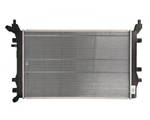 Радиатор охлаждения (650x415x31мм) VW Caddy III 1.2TSI 2010-2015 TP.15.65.280A TEMPEST (Тайвань)