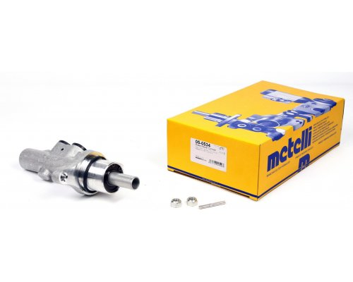 Тормозной цилиндр главный VW Caddy III 2004-2015 05-0534 METELLI (Италия)