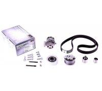 Комплект ГРМ (+помпа) VW Caddy III 1.6TDI/2.0TDI 10- PK06551 HEPU (Германия)