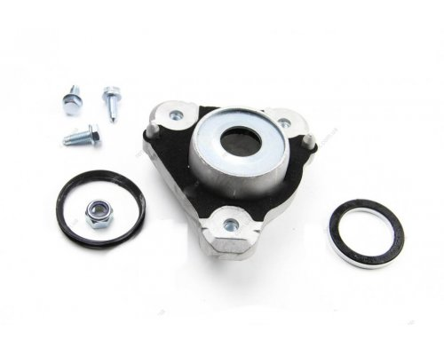 Подушка + подшипник (комплект) переднего правого амортизатора Fiat Ducato II / Citroen Jumper II / Peugeot Boxer II 2006- 05974 METALCAUCHO (Испания)