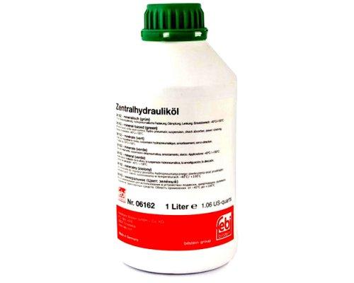 Жидкость ГУР зелёная минеральная (1л) VW Transporter T4 96-03 06162 FEBI (Германия)