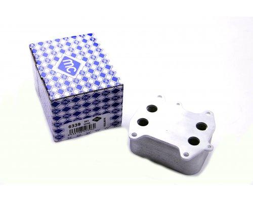 Радиатор масляный / теплообменник VW Crafter 2.0TDI 2011- 06339 METALCAUCHO (Испания)