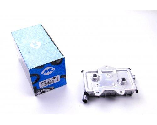 Радиатор масляный / теплообменник MB Sprinter 2.3D / 2.9TDI 1995-2006 06352 METALCAUCHO (Испания)