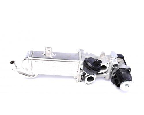 Клапан EGR рециркуляции отработанных газов (с радиатором) VW Caddy III 1.6TDI / 2.0TDI 2010-2015 AV6044 AUTLOG (Германия)