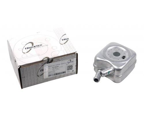 Радиатор масляный / теплообменник VW Caddy III 1.9TDI / 2.0SDI 2004-2010 07.18.034 TRUCKTEC (Германия)