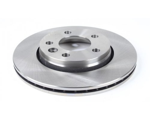 Тормозной диск передний (R16, 308x29.5mm) VW Transporter T5 03- 08-207 ZILBERMANN (Германия)