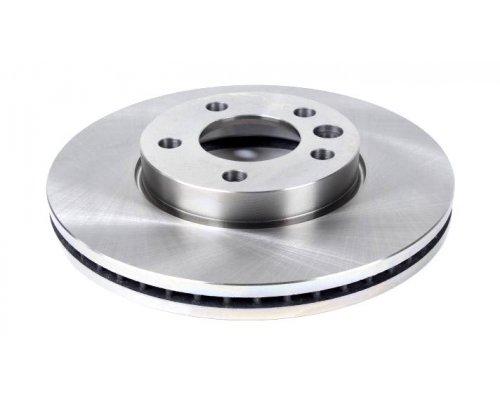 Тормозной диск задний (LUCAS, 294x22mm) VW Transporter T5 03- 08-208 ZILBERMANN (Германия)