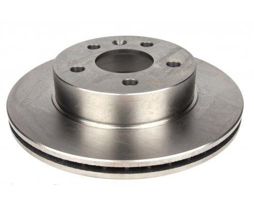 Тормозной диск передний вентилируемый (276х22мм) MB Vito 638 1996-2003 08-209 ZILBERMANN (Германия)