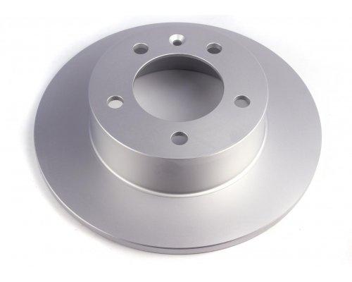 Тормозной диск задний (305х12мм) Renault Master II / Opel Movano 1998-2010 08-214 ZILBERMANN (Германия)