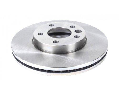 Тормозной диск передний (300х28мм) MB Vito 639 2003- 08-221 ZILBERMANN (Германия)