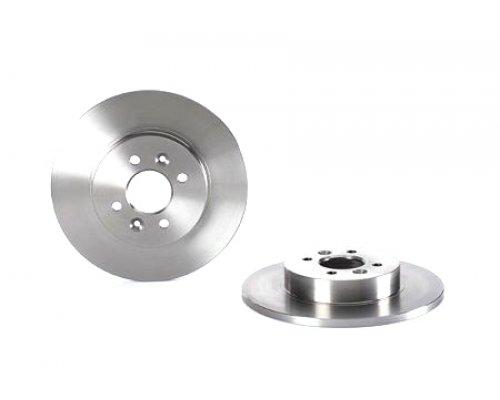 Тормозной диск задний (полный привод, D=280mm) Renault Kangoo 97-08 08.9465.10 BREMBO (Италия)