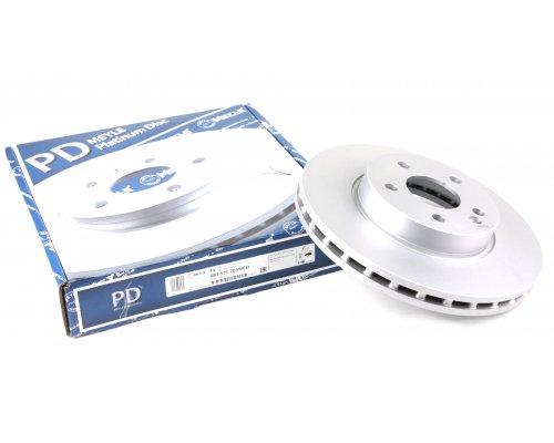 Тормозной диск передний (300х28мм) MB Vito 639 2003- 0835212059/PD MEYLE (Германия)