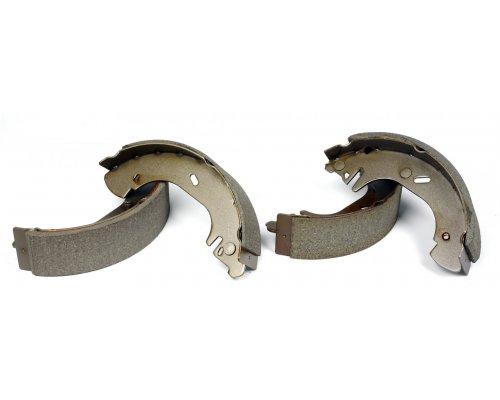 Тормозные колодки задние барабанные (280х65мм) Renault Master II / Opel Movano 1998-2010 08440 LPR (Италия)