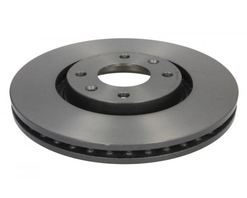 Тормозной диск передний (283x26мм) Peugeot Partner II / Citroen Berlingo II 2008- 09.8760.11 BREMBO (Италия)