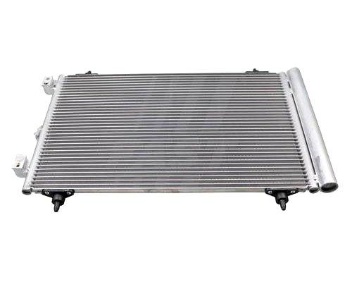 Радиатор кондиционера Fiat Scudo II / Citroen Jumpy II / Peugeot Expert II 1.6HDi, 2.0HDi 2007- 09005263 VAN WEZEL (Бельгия)
