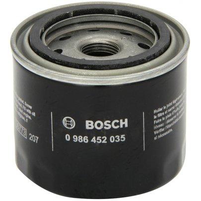 Масляный фильтр Fiat Ducato / Citroen Jumper / Peugeot Boxer 2.0 (бензин) / 1.9D / 1.9TD / 2.0JTD / 2.0HDi / 2.2HDi 1994-2006 0986452035 BOSCH (Германия)