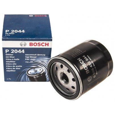 Масляный фильтр Fiat Ducato / Citroen Jumper / Peugeot Boxer 2.0 (бензин) / 1.9D / 1.9TD / 2.0JTD / 2.0HDi / 2.2HDi 1994-2006 0986452044 BOSCH (Германия)