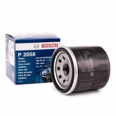 Масляный фильтр Fiat Ducato / Citroen Jumper / Peugeot Boxer 2.0 (бензин) / 1.9D / 1.9TD / 2.0JTD / 2.0HDi / 2.2HDi 1994-2006 0986452058 BOSCH (Германия)