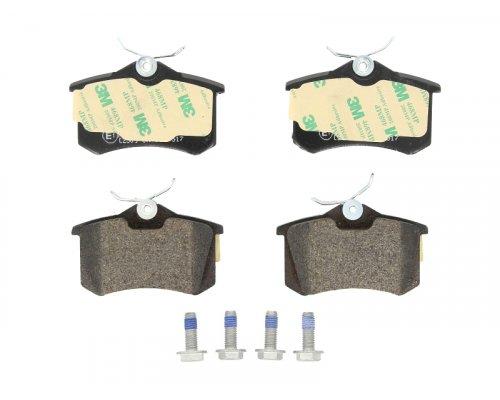 Тормозные колодки задние (LUCAS) Fiat Scudo / Citroen Jumpy / Peugeot Expert 1995-2006 0986461769 BOSCH (Германия)
