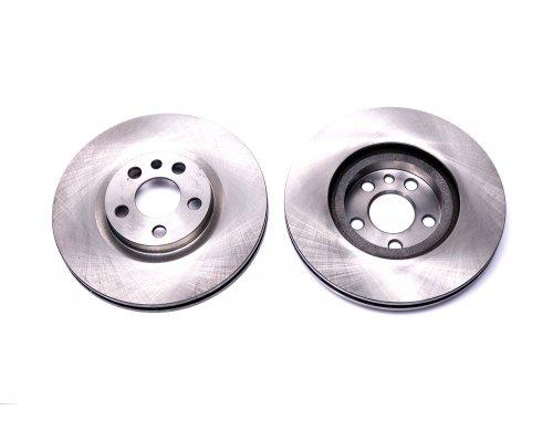 Тормозной диск передний (281x26мм) Fiat Scudo / Citroen Jumpy / Peugeot Expert 1995-2006 0986478812 BOSCH (Германия)