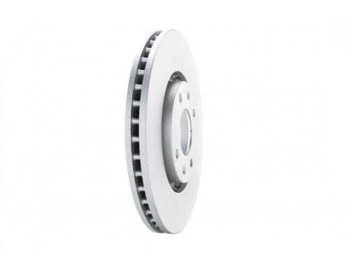 Тормозной диск передний (283x26мм) Peugeot Partner II / Citroen Berlingo II 2008-  0986478979 BOSCH (Германия)