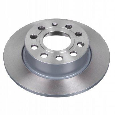 Тормозной диск задний (253х10mm) VW Caddy III 07- 0986479099 BOSCH (Германия)