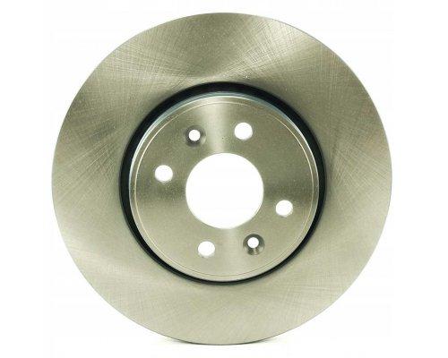 Тормозной диск задний (полный привод, D=280mm) Renault Kangoo 97-08 0986479195 BOSCH (Германия)