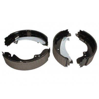 Задние барабанные тормозные колодки (254x57мм) Fiat Ducato / Citroen Jumper / Peugeot Boxer 1994-2002 0986487521 BOSCH (Германия)