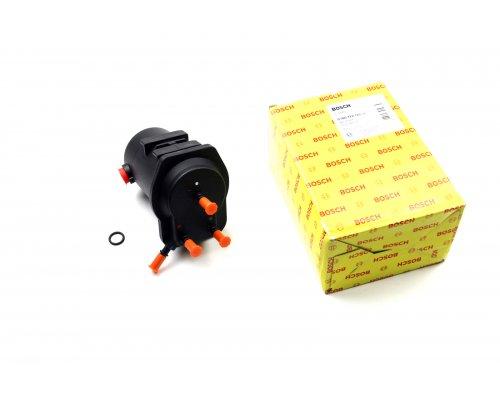 Фильтр топливный (с датчиком) Renault Kangoo / Nissan Kubistar 1.5dCi 97-08 0986TF0125 BOSCH (Германия)