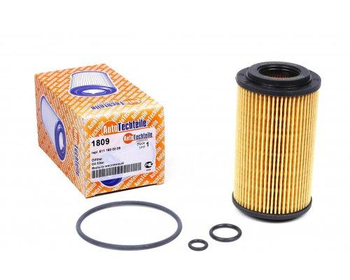 Масляный фильтр MB Vito 639 2.2CDI (двигатель OM646) 2003- 1001809 AUTOTECHTEILE (Германия)