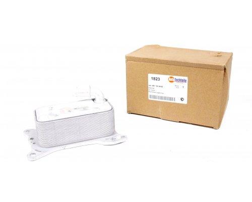 Радиатор масляный / теплообменник (двигатель OM651) MB Sprinter 906 2.2CDI 2010- 1001823 AUTOTECHTEILE (Германия)