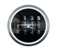 Эмблема ручки КПП VW Crafter 2006- 1002618 AUTOTECHTEILE (Германия)