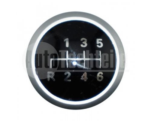 Эмблема ручки КПП MB Sprinter 906 2006- 1002618 AUTOTECHTEILE (Германия)