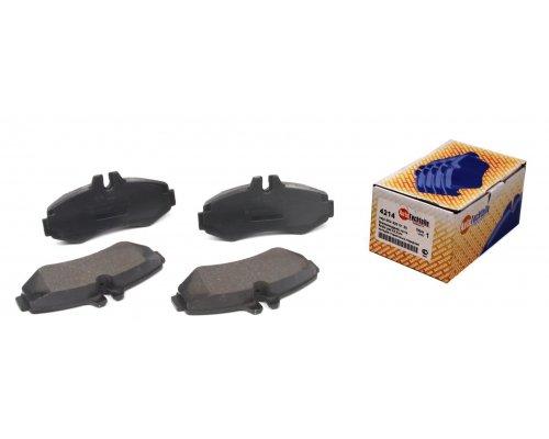 Тормозные колодки передние без датчика (система BOSCH) MB Vito 638 1996-2003 1004214 AUTOTECHTEILE (Германия)