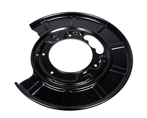 Защита заднего тормозного диска (левого) MB Vito 639 2003- 6394230420 MERCEDES (Оригинал, Германия)
