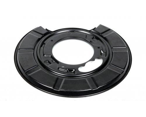Защита заднего тормозного диска (правого) MB Vito 639 2003- 6394230520 MERCEDES (Оригинал, Германия)